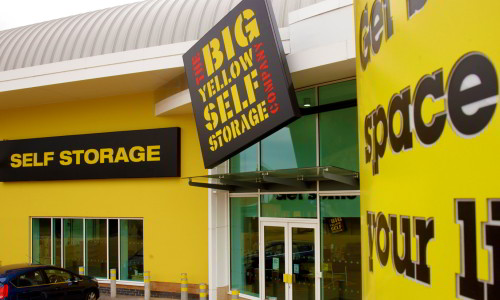 Big Yellow Self Storage