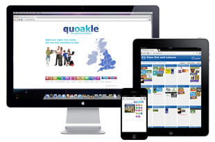 Quoakle on all Devices