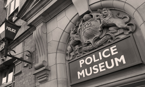 Greater Manchester Police Museum