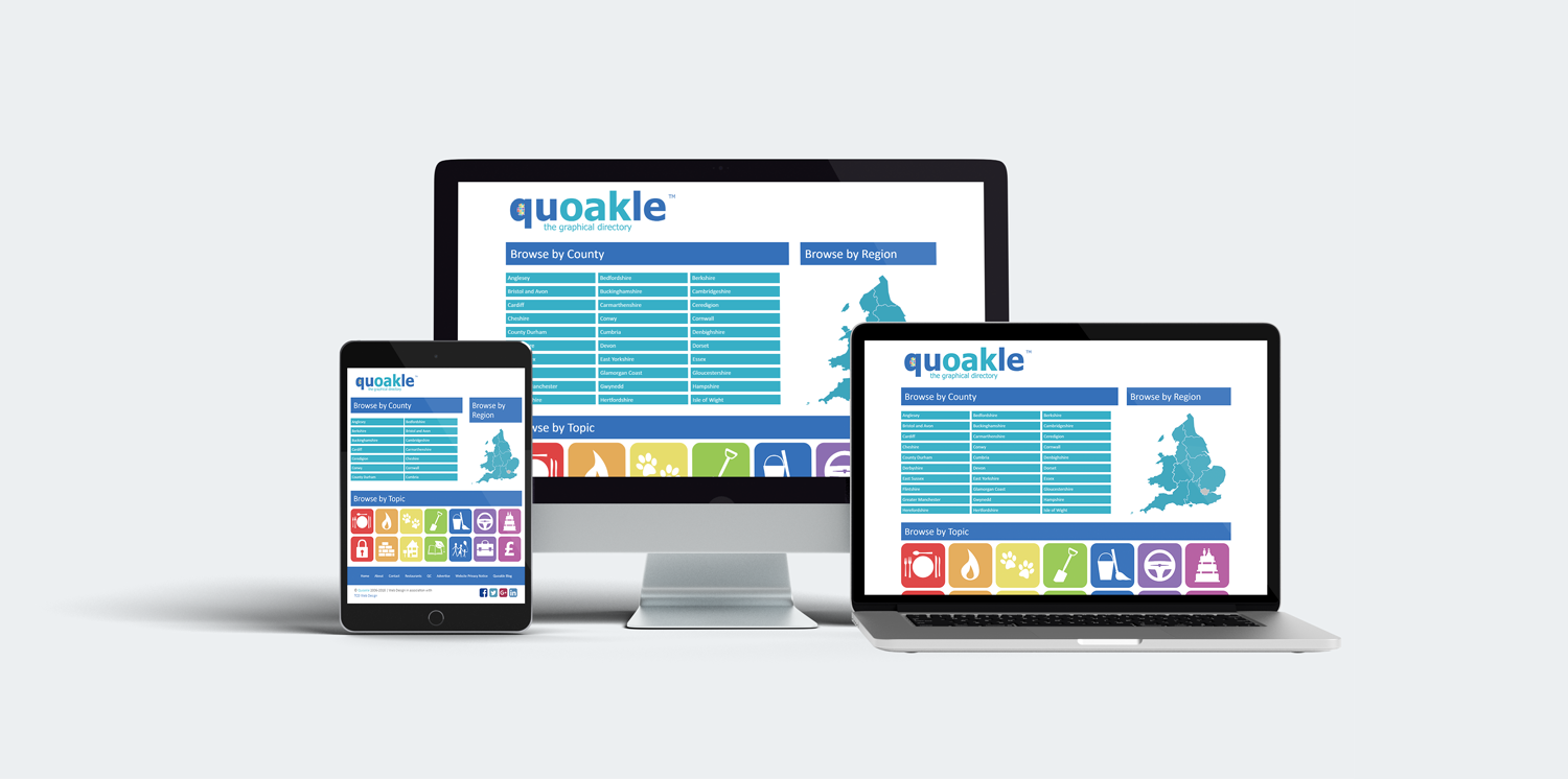 Quoakle on 3 Devices