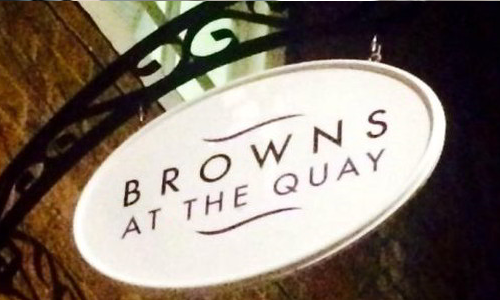 Browns At The Quay