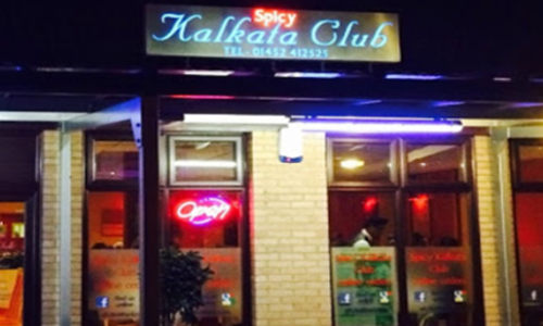 The Spicy Kalkata Club