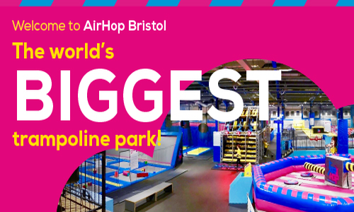 AirHop Bristol